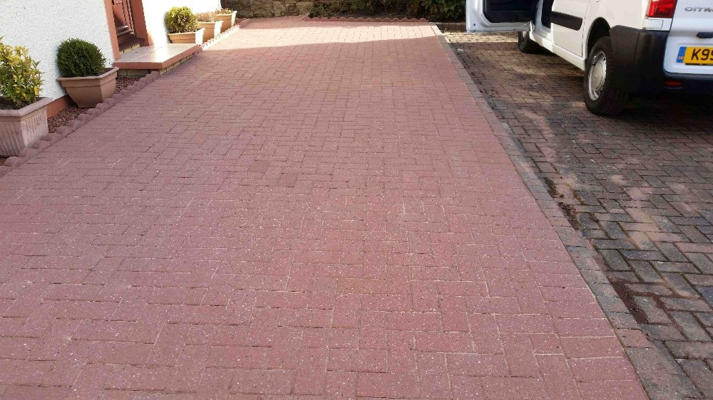 driveway cleaning dunfermline