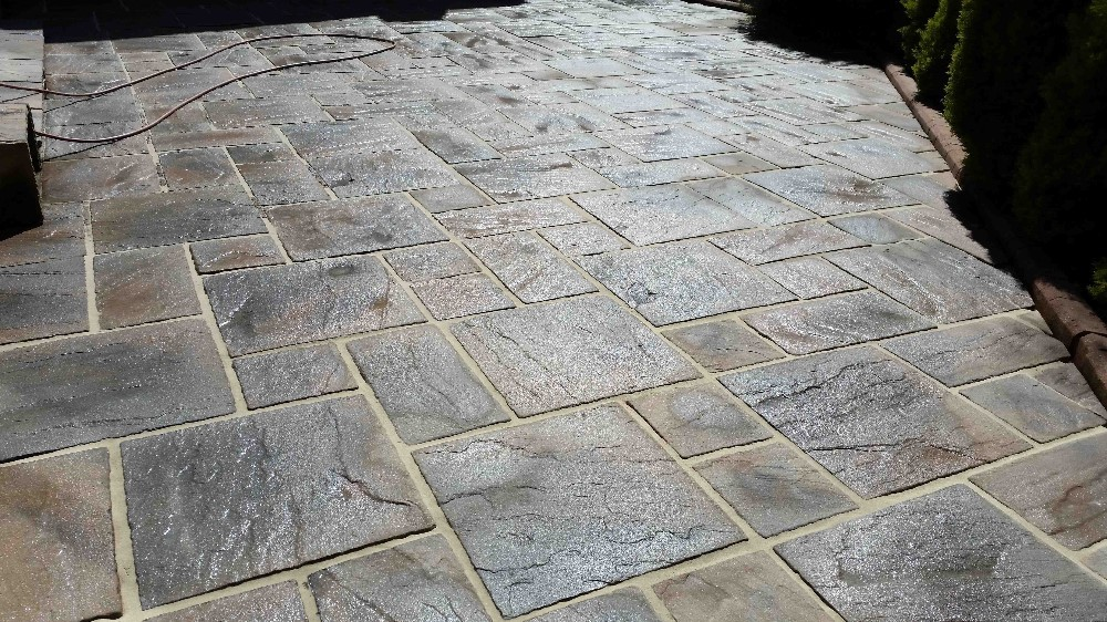 patio repointing fife